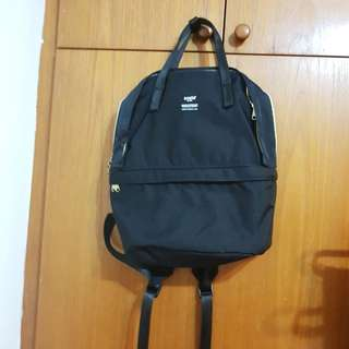 Anello 2 layer backpack