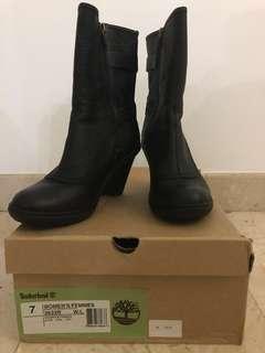 Timberland Boots for Women (Black EU38)