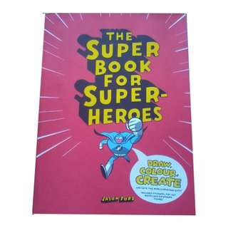 The Superbook for Superheroes