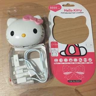 Hello Kitty外置叉電器