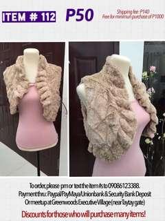 Vest clearance sale