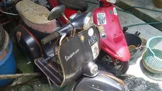 Suzuki V100 untuk dilepaskan