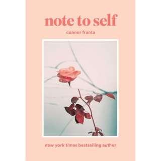 Note to Self by Connor Franta (ebook)
