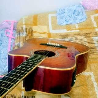 FERNANDO Acoustic/electric guitar for sale