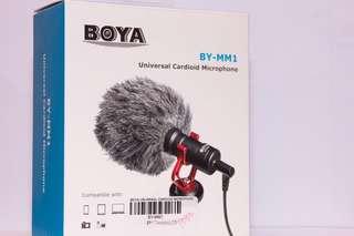 BOYA BY-MM1 Omnidirectional Microphone