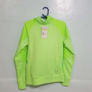 Repriced Authentic Under Armour Jacket