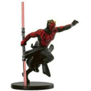 Star Wars Miniatures Darth Maul