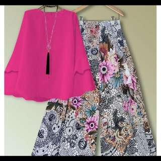 Set Kulot Fit to L