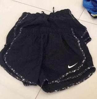 Nike sport shorts!