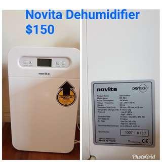 Novita dehumidifier