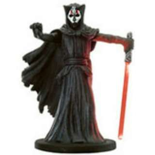 Star Wars Miniatures Darth Nihilis
