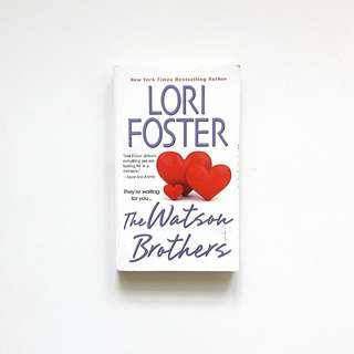 The Watson Brothers (Lori Foster)
