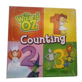 Wizard Of OZ Counting35