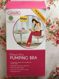 Nursing Free Pumping bra