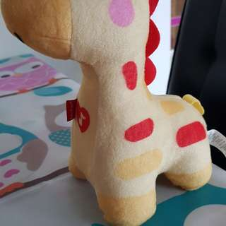 FisherPrice Giraffe - Soothe and Glow with music