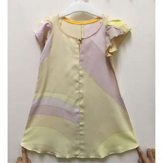 Cotton Batik Baby Blouse