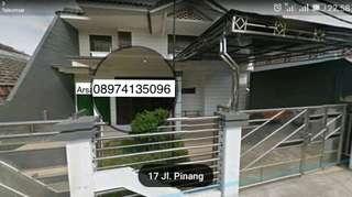 Rumah 2 lantai cocok buat mess-kantor-kos-kosan dan tempat usaha makanan cafe dll