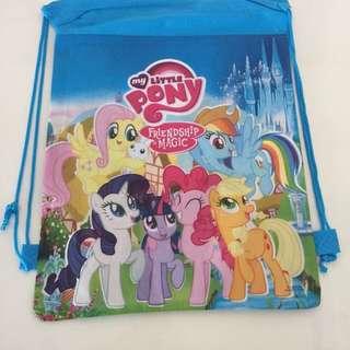 Goodie Bag: Pony Drawstring Bag