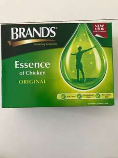 Essence of chicken -original