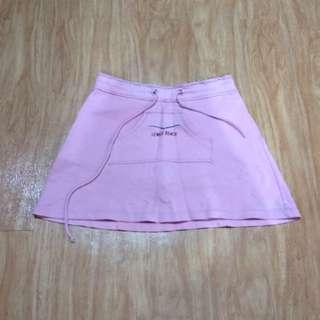 Rok celana pink