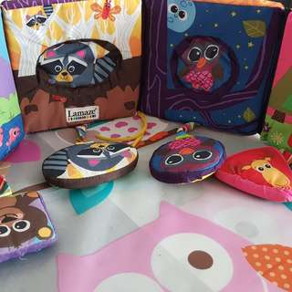Lamaze cot/crib Toy