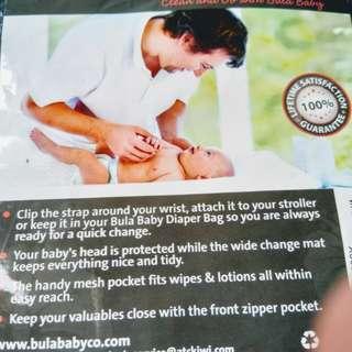 BulaBaby Diaper Change Kit
