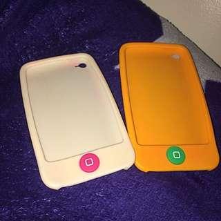 2in1 Ipod touch 4th gen case