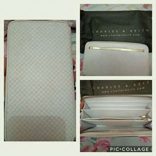 Preloved Charles and Keith wallet
