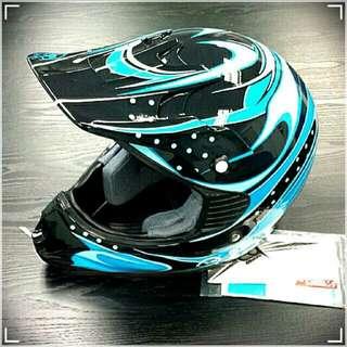 MSR Offroad Full Face Helmet