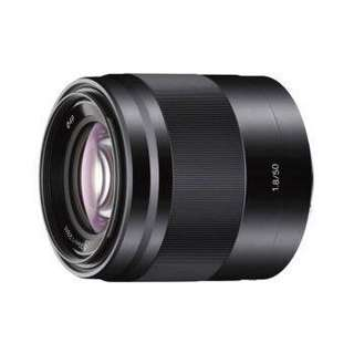 Sony 50mm F1.8 OSS SEL50F18