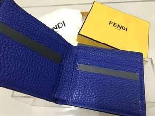 💥FENDI Men Wallet AUTHENTIC