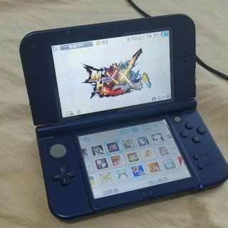 *New 3DS LL Modded, just bought 4 month ago.