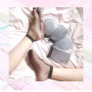 Fishnet Socks (onhand)