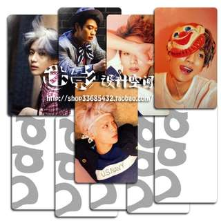 SHINEE ODD UNOFFICIAL PHOTOCARDS (C VER.)