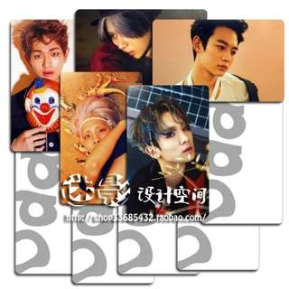 SHINEE ODD UNOFFICIAL PHOTOCARDS (D VER.)