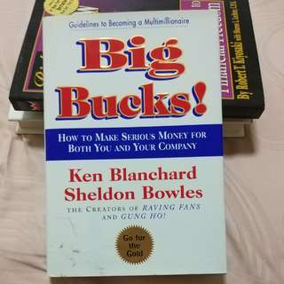 Big Bucks - Guidelines to Becoming a Multimillionaire