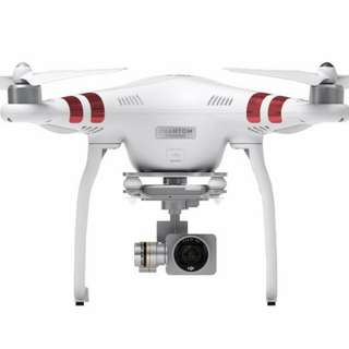 Phantom 3 Standard with HD 2.7K Camera & 3-Axis Gimbals Quad-copter