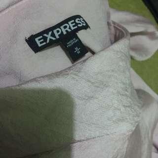 Blush Pink Off Shoulder Top