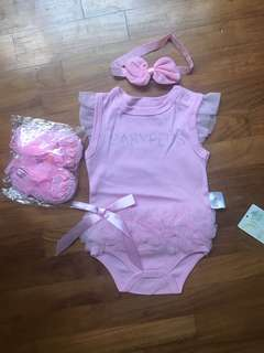 Baby Girl Romper for 1-3 months
