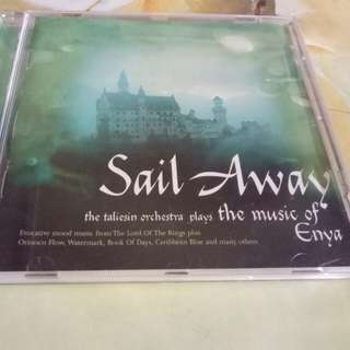 Sail away the Taliesin orchestra plays (the music of Enya)