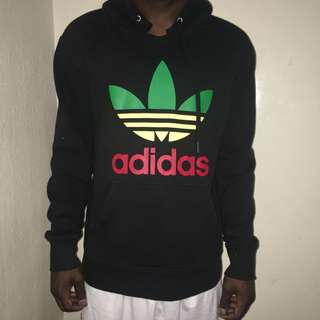 Jamaica Adidas Hoodie