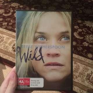 💙Wild DVD