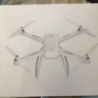 9.7 成新 小米無人機 XiaoMi Drone 4K