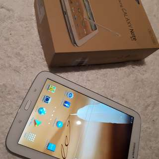 🚚 Samsung Note 8.0 WIFI ONLY (NO SIM) 95% NEW