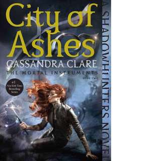 City of Ashes (The Mortal Instruments, #2) by Cassandra Clare