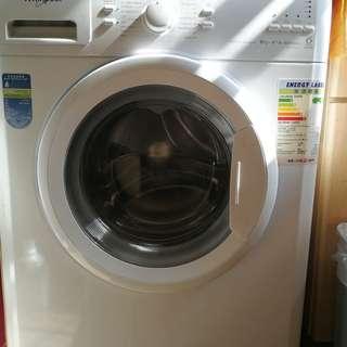 惠而浦6kg洗衣機(未過保養,歐洲造)