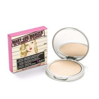 ✨ INSTOCK SALE: TheBalm Mary-Lou Manizer Highlighter