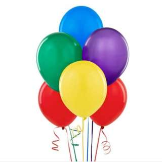 PROMOTION! Helium balloons ! 20% with min $20 purchase