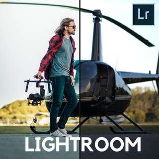 Chris Hau Lightroom Presets