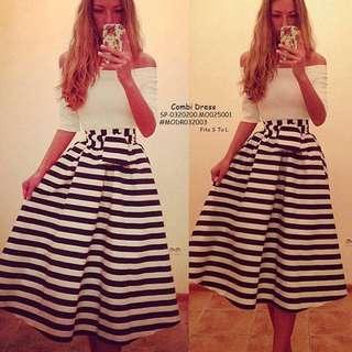 Combi dress fits S-L